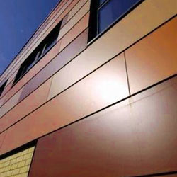 Placa fenolica fachada